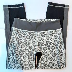 Lululemon Twiggy Compass Pant - floral leggings